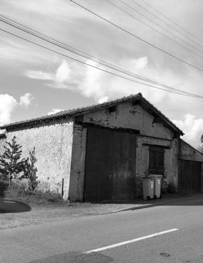 Photo avant travaux, façade sur rue