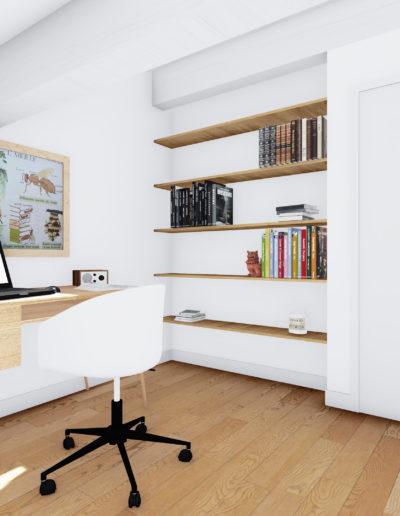 bureau individuel