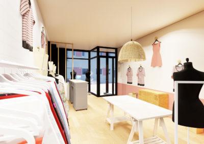 Boutique Mlle Cabestan à Jard-sur-Mer